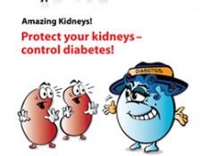 WKD 2010 – Control Diabetes poster