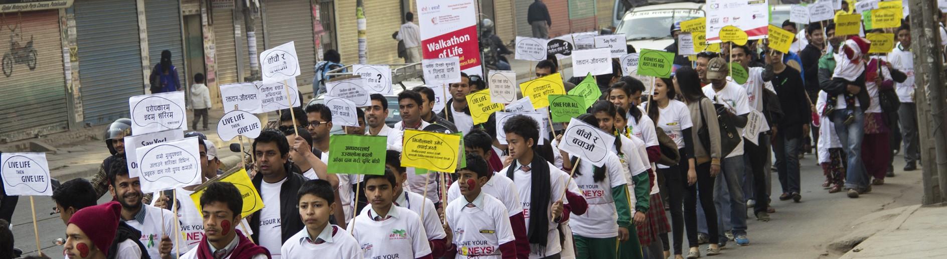 WKD Nepal 2014: Walkathlon of Life