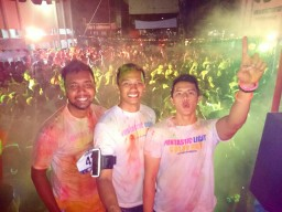 Colour Run Lets Get Hydrated