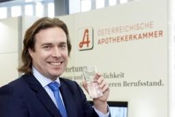 Mag.pharm. Raimund Podroschko, Vice President of the Austrian Chamber of Pharmacists