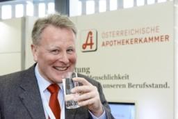 Mag.pharm. Dr. Christian Müller-Uri, Vice President of the Austrian Chamber of Pharmacists