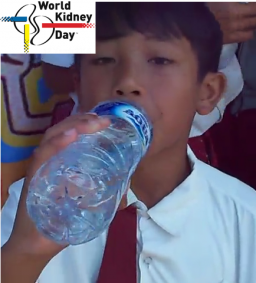 Start everyday with a glass of water 15