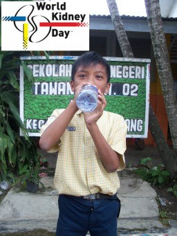 Start everyday with a glass of water-171