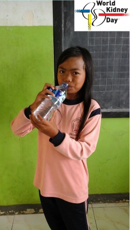Start everyday with a glass of water-1009