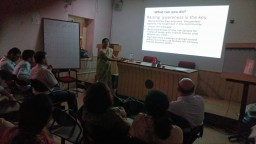 WKD 2015 at Institute of Child Health, Kolkata