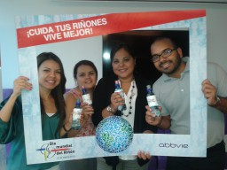 World Kidney Day at AbbVie Guatemala