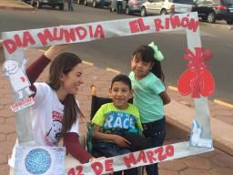 Caminata Dia mundial del Riñón SALUD RENAL PARA TODOS