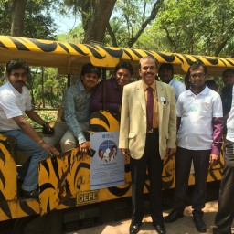 WORLD KIDNEY DAY CELEBRATIONS AT ZOO PARK