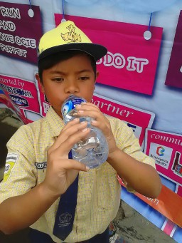 Start everyday with a glass of water -419