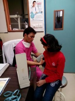 Free screening for Kidney disease in Pediatric Nephrology clinic, AIIMS Bhopal