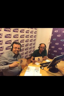 Moroccan Nephrologists talking about the WKD during a radio broadcast