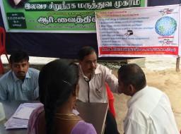 renal awareness camp