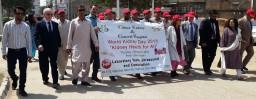 World Kidney Day 2015, Karachi, Pakistan