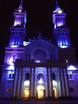 Catedral de Rio do Sul – Associação Renal Vida – Rio do Sul – SC – Brazil