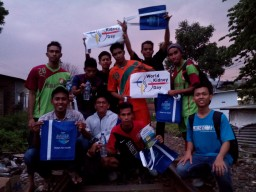 Direct campaign from fabulous Team in Malang,Indonesia
