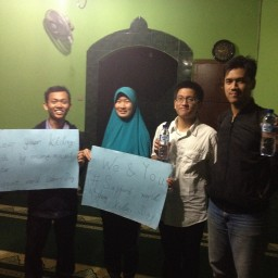 social education in orphanage, Malang City, Indonesia