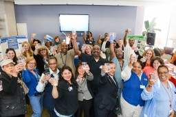 Henry Ford Hospital- Detroit Celebrates World Kidney Day