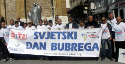 World Kidney Day Celebration -14.03.2015. Sarajevo, Bosnia and Herzegovina