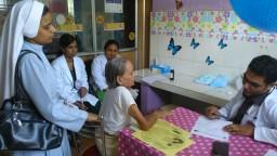 PROTEINURIA DETECTION CAMPS AT PRIMARY HEALTH CENTRES IN KOCHI, KERALA, INDIA