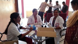 PROTEINURIA SCREENING FOR GOVT EMPLOYEES IN KOCHI, KERALA, INDIA