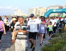 Walking for a great cause