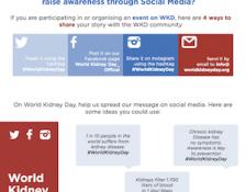 WKD 2016 Social Media Toolkit