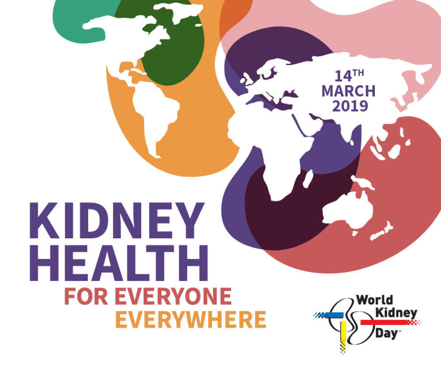 Campaign Image 2019 - World Kidney Day