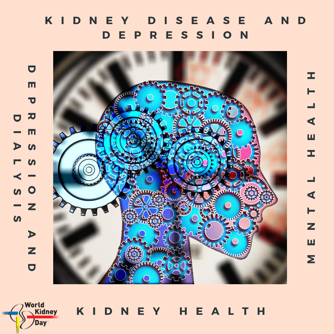 What Should You Know About Kidney Disease And Mental Health World Kidney Day