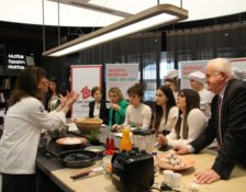 Hold A Healthy Cooking Demonstration