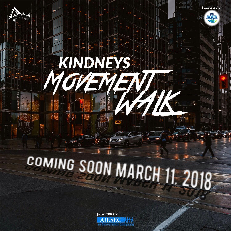 Kindneys Movement Walk