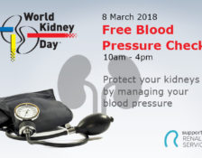 Free Blood Pressure Checks