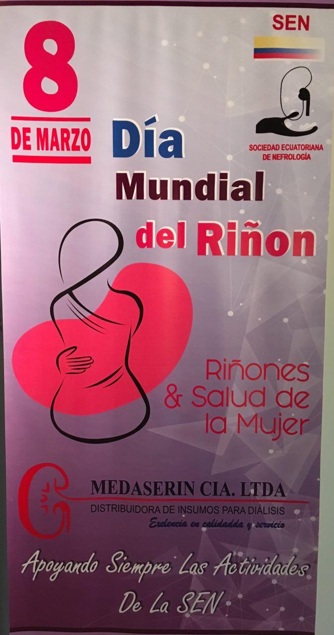 WKD ECUADOR - World Kidney Day